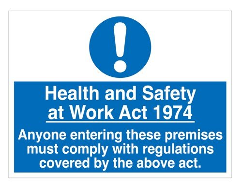 Health and Safety at Work Act 1974 - the UK's most important health and safety legislation