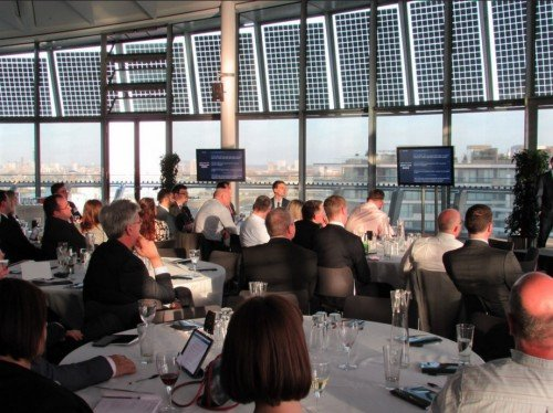 HSE leaders connect event