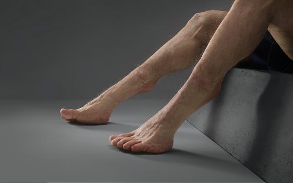 Graham's feet