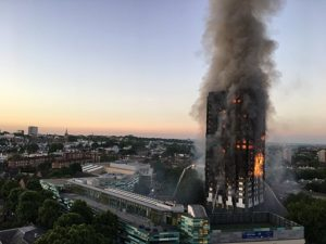 Grenfell response fire safety