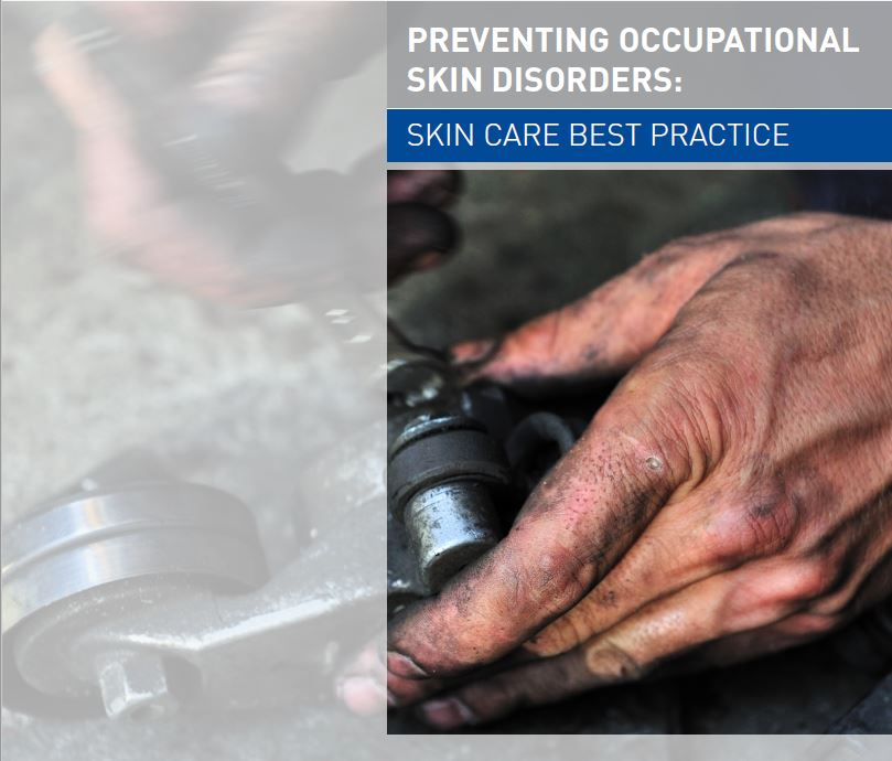 Deb: Preventing occupational skin disorders: skin care best practice