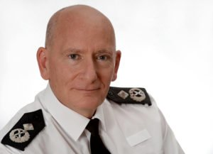 Simon Chesterman, Deputy Chief Constable at the CNC