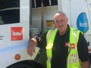 Steve Fargeon – SHEQ coach in Manchester for Biffa