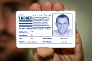 Ladder Association Laddercard