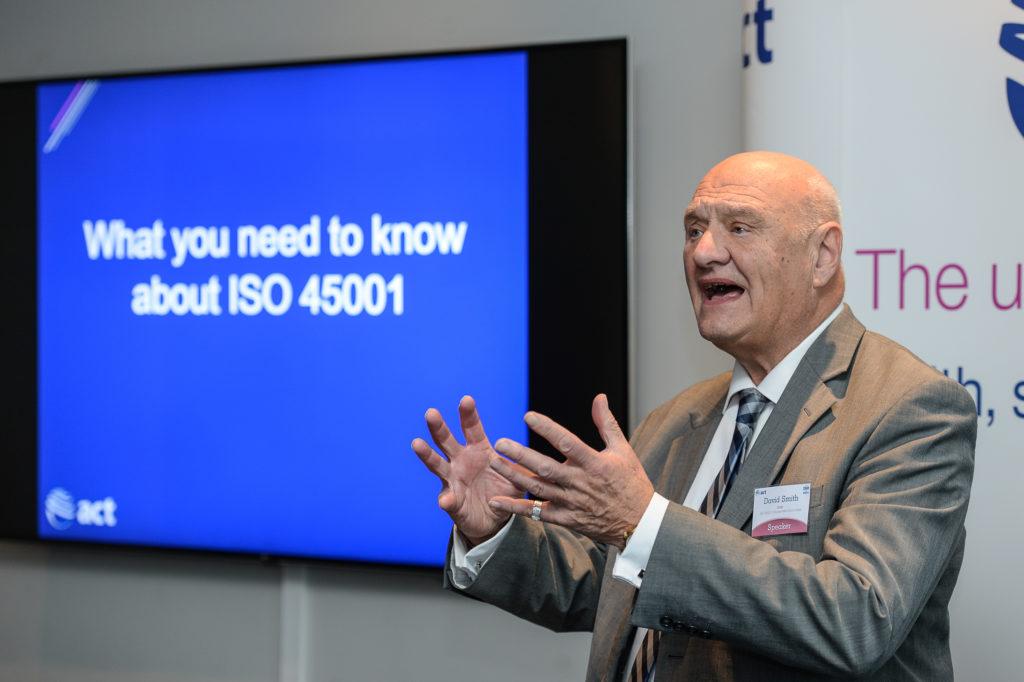 ISO 45001 seminar