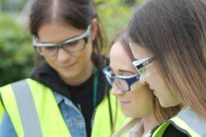 Specsavers JCB prescription safety glasses
