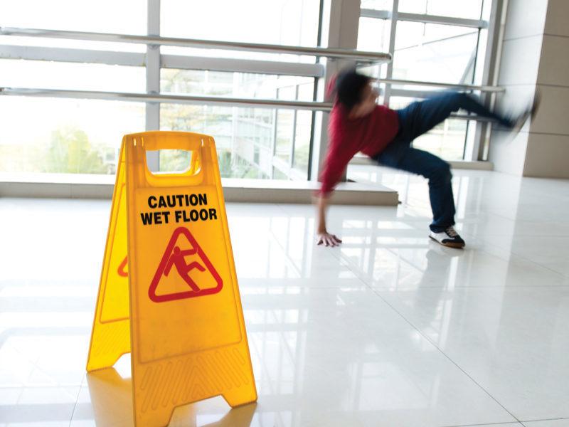 SafeStart - What causes injury?