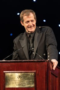 British Safety Council Alastair Campbell