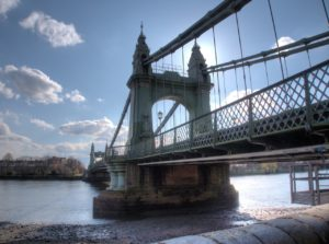 Hammersmith Bridge closure