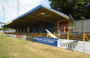 Football club fined after volunteer's death from roof fall