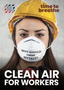Time to Breathe campaign poster