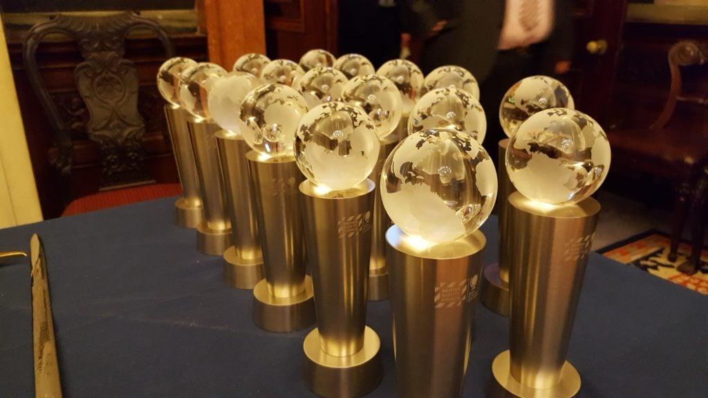British Safety Council Globe of Honour Award