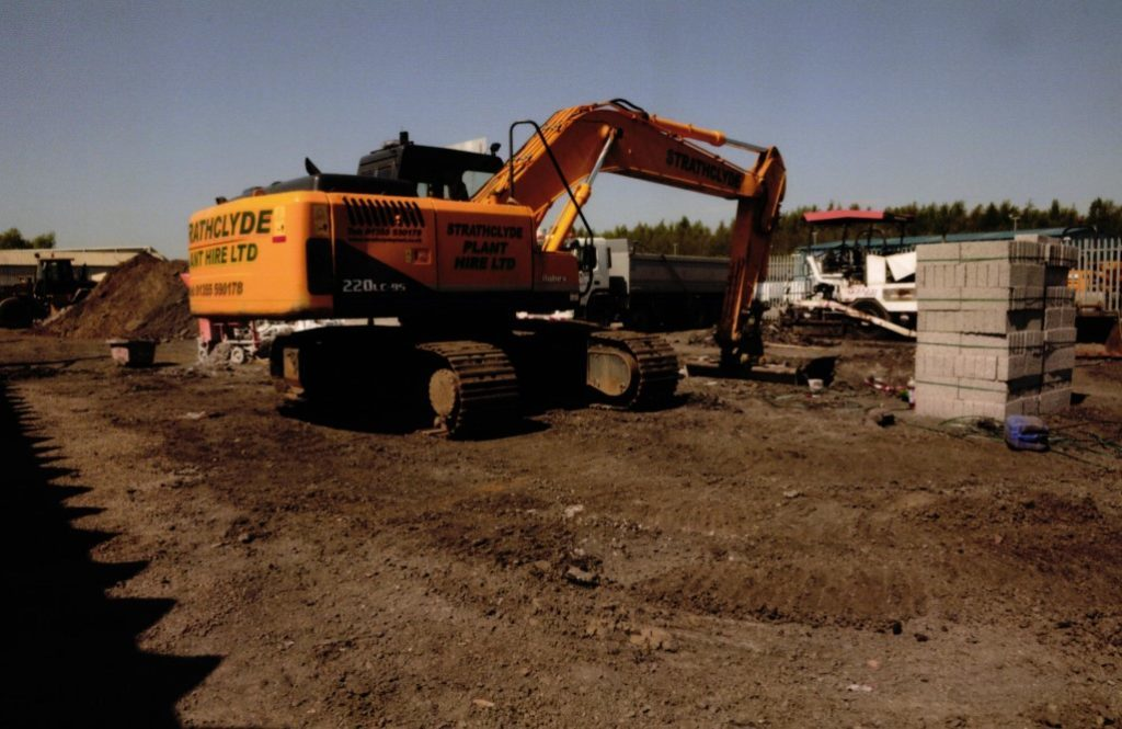 excavator death