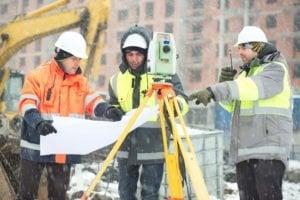 OnSite winter construction