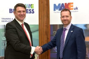 Make UK and Alcumus SafeContractor announce new partnership