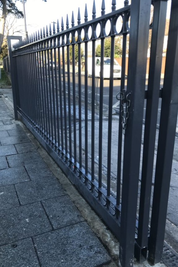Surrey metal fabricator fined after girl crushed by steel gate at primary school