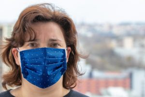 corona face mask