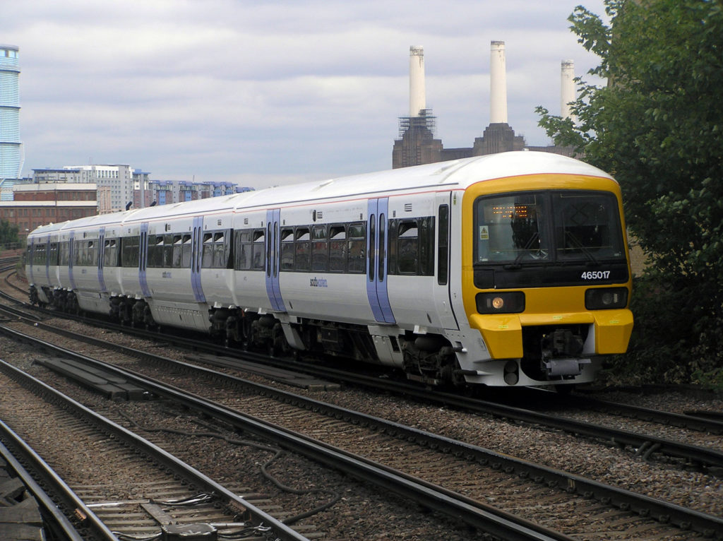 Southeastern Trains