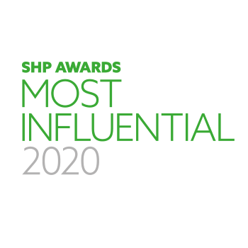 SHP Awards Most Influential