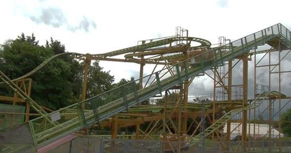Lightwater Valley Twister Ride