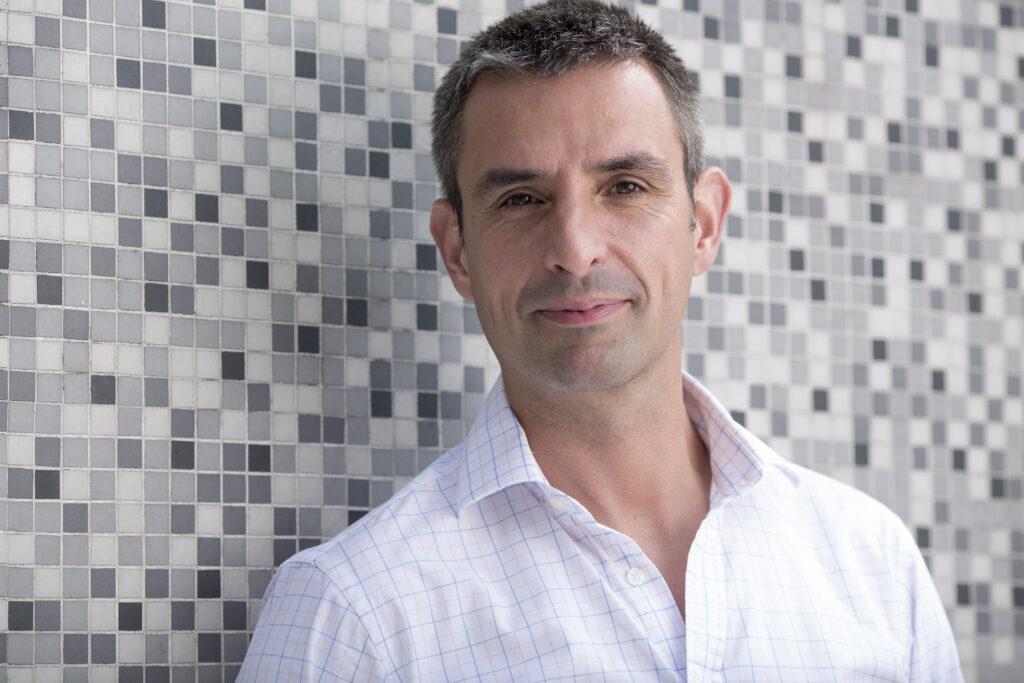 MHFA CEO Simon Blake