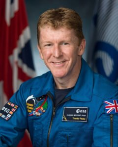 Major Tim Peake CMG
