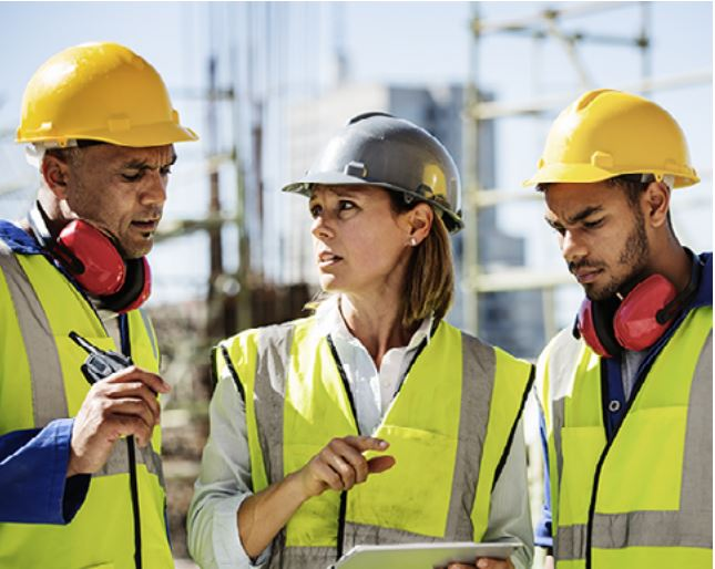 HSE Stress in construction2021