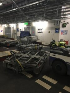British Airways PLC fined after employee sustained serious crush injuries in a vehicle collision