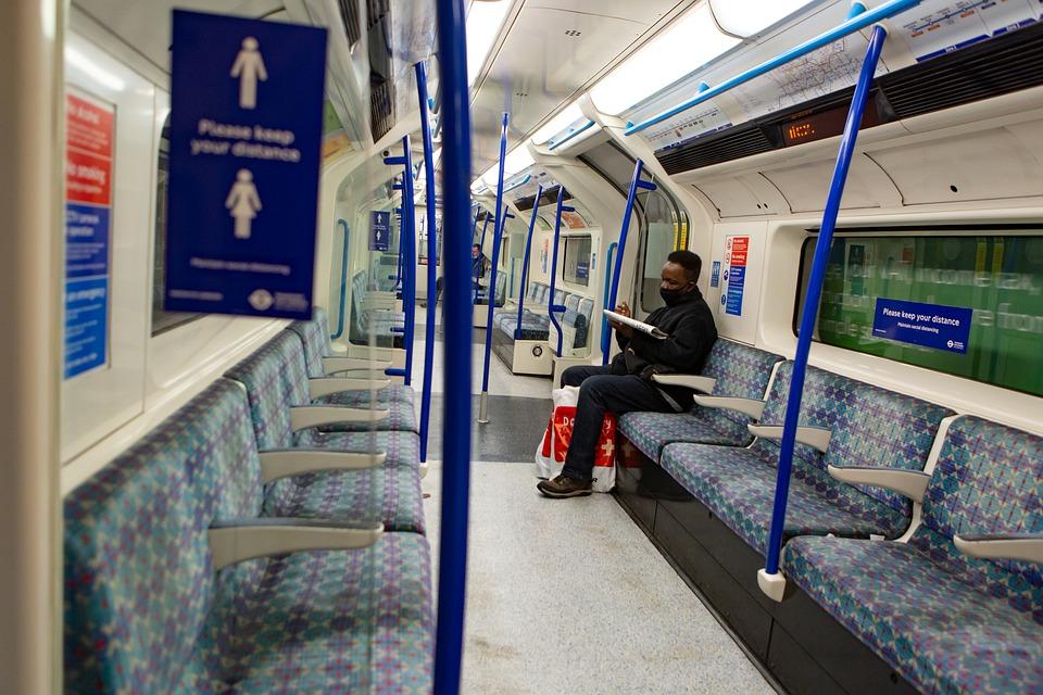 Coronavirus train