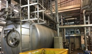 Textiles manufacturer fined after employee suffers serious burns at work