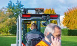 Blaxtair Pedestrian Detection System