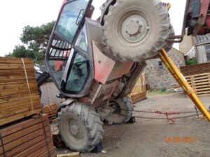 Fencing manufacturer and site owner fined after employee fatality