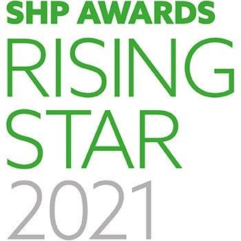 SHP Awards - Rising Star Square