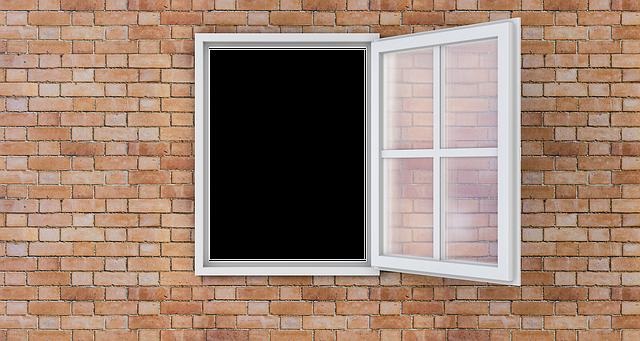 window open